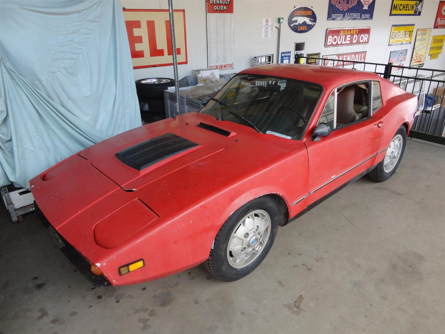 1972 Saab Sonett '72  For Sale (picture 1 of 6)