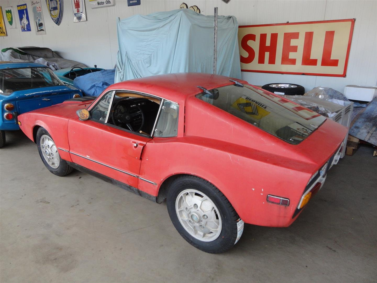1972 Saab Sonett '72  For Sale (picture 2 of 6)
