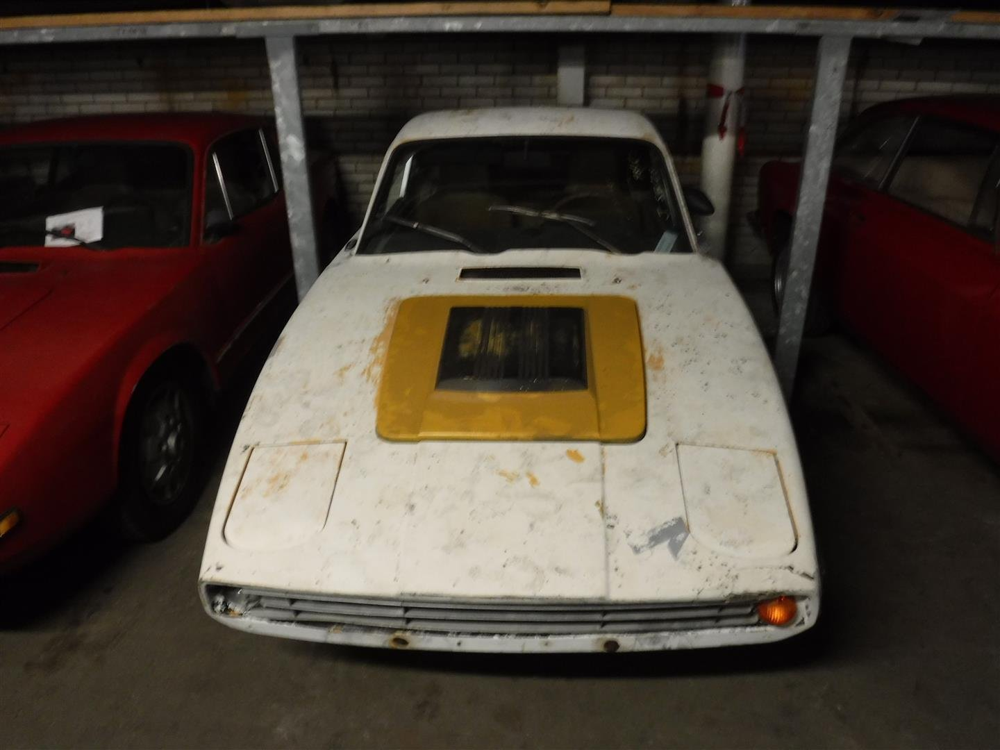 1971 Saab Sonett '71 to restore!! For Sale (picture 1 of 6)