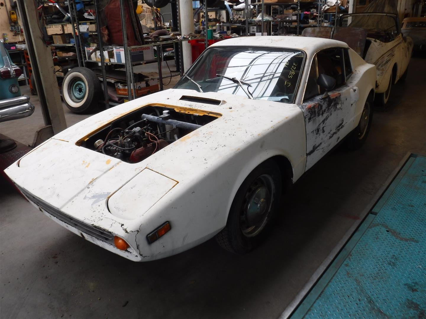 1971 Saab Sonett '71 to restore!! For Sale (picture 5 of 6)