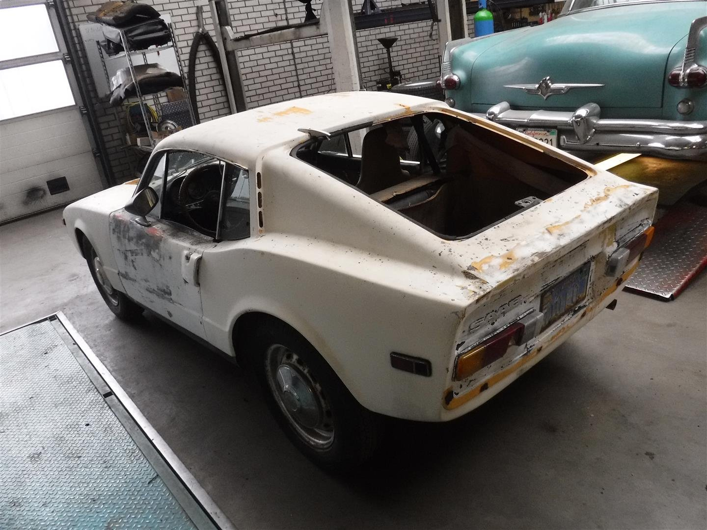 1971 Saab Sonett '71 to restore!! For Sale (picture 6 of 6)