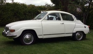 1973 Saab 96 V4 For Sale by Auction