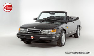1992 Saab 900i 16v Cabriolet /// Lovely Example /// 119k Miles For Sale