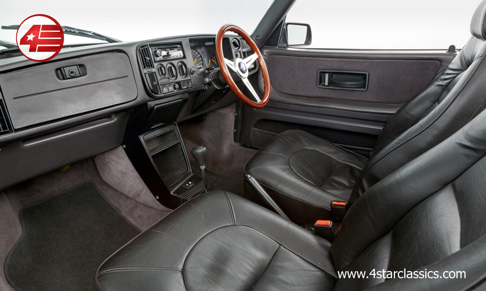 1992 Saab 900i 16v Cabriolet /// Lovely Example /// 119k Miles For Sale (picture 4 of 6)