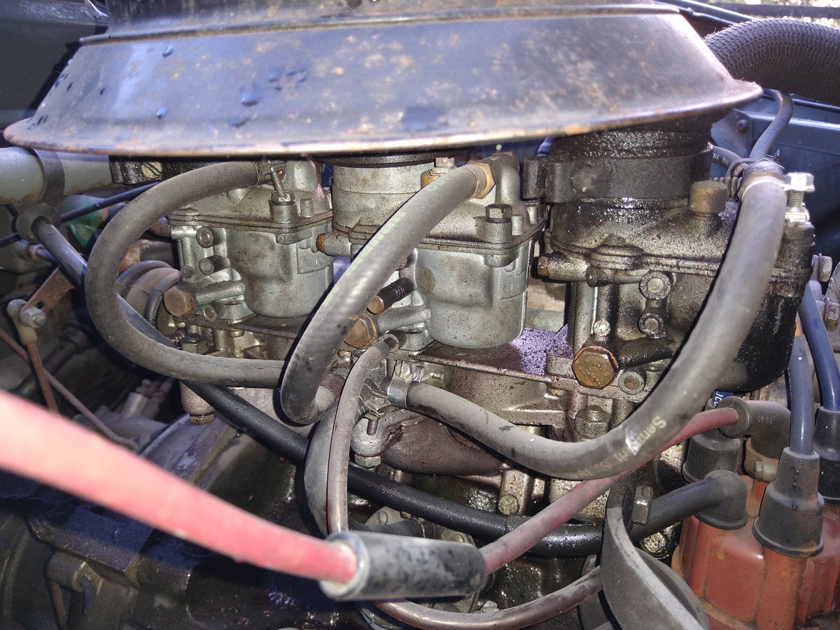 1966 Saab 96 - Trippel Carb Two Stroke For Sale (picture 4 of 6)