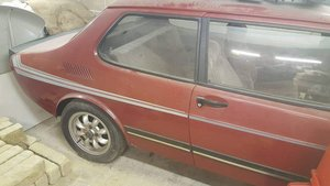 1984 BARN FIND SAAB 99 GL SPORT For Sale