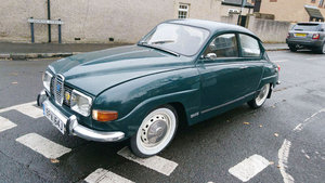 1971 Saab 96 V4 For Sale by Auction