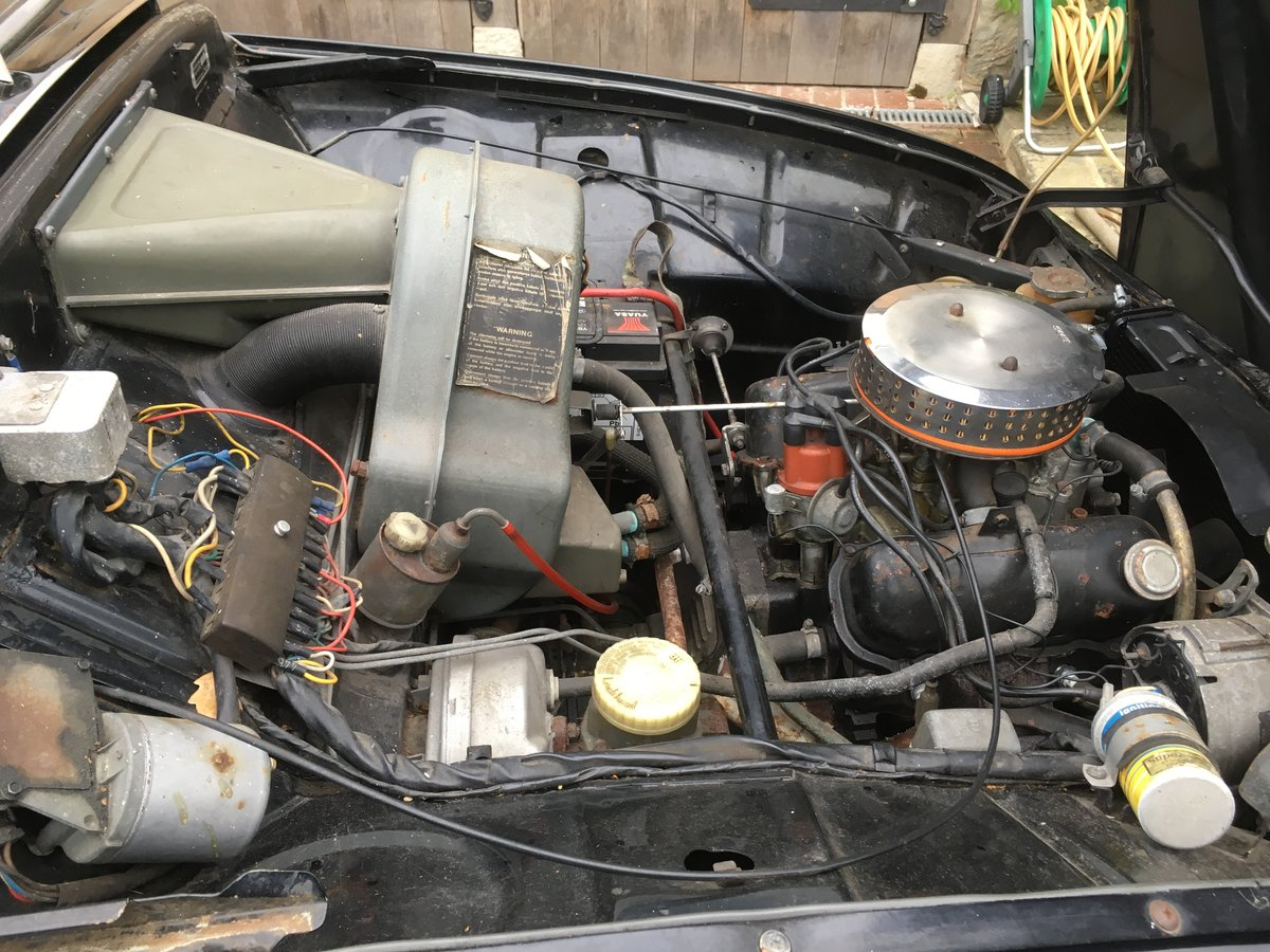 1970 SAAB V4 deluxe For Sale (picture 3 of 6)