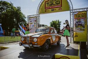 1972 SAAB 96 V4 Rally