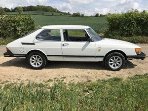 1986 Super condition Saab 900 Auto- only 43k miles! For Sale