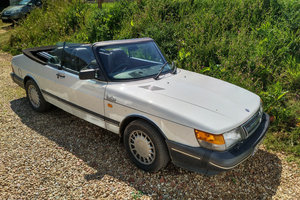 1988 Saab 900 Classic Full Power Turbo Convertible For Sale
