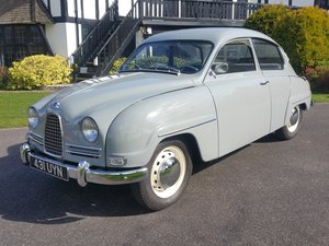 1962 Classic Saab 96 2 stroke For Sale