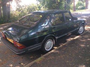1992 SAAB 900 5 DOOR AUTO-MODERN CLASSIC. For Sale