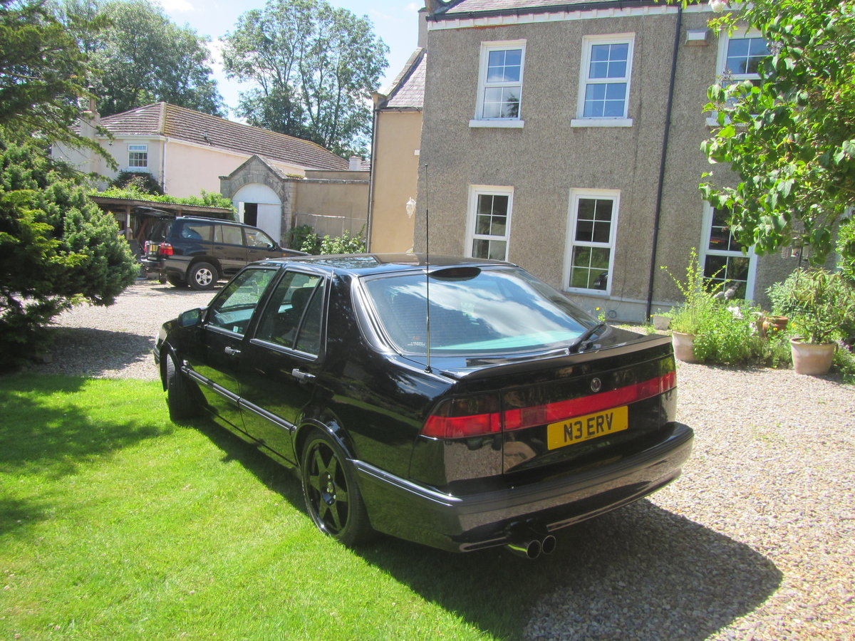 1995 9000 T18 by Abbott Racing/SAAB City For Sale (picture 1 of 6)