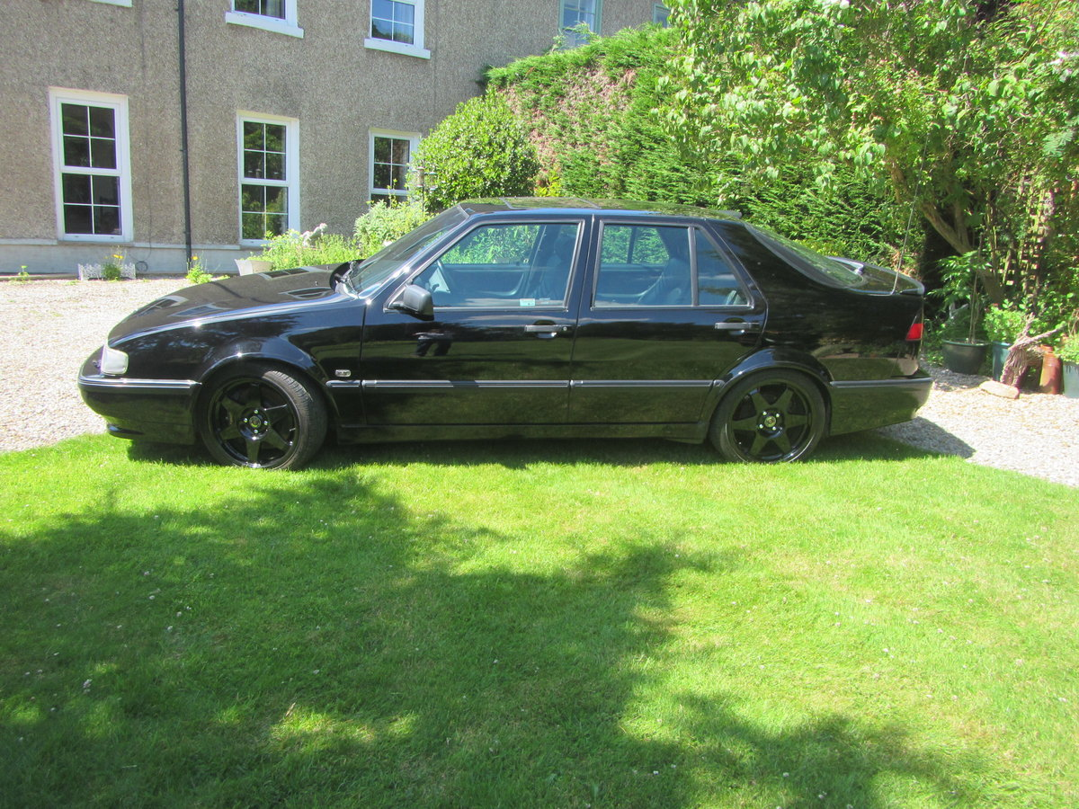 1995 9000 T18 by Abbott Racing/SAAB City For Sale (picture 6 of 6)