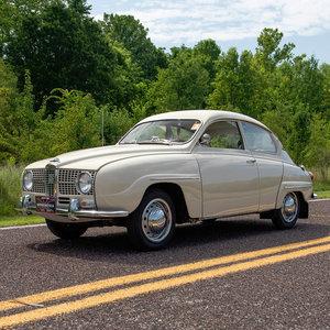 1967  Saab 96 Sedan = clean driver 39k miles Manual $26.9k