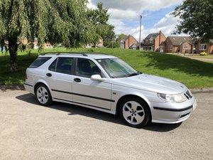 2003 Saab 95 Vector TID Auto Diesel