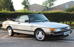 1988 Saab 900 Turbo 16v 2.0 T16 S 2dr Convertible For Sale