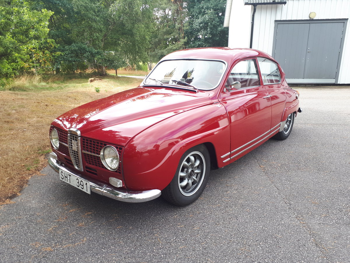 Saab 96 Sport 1965 For Sale (picture 1 of 6)