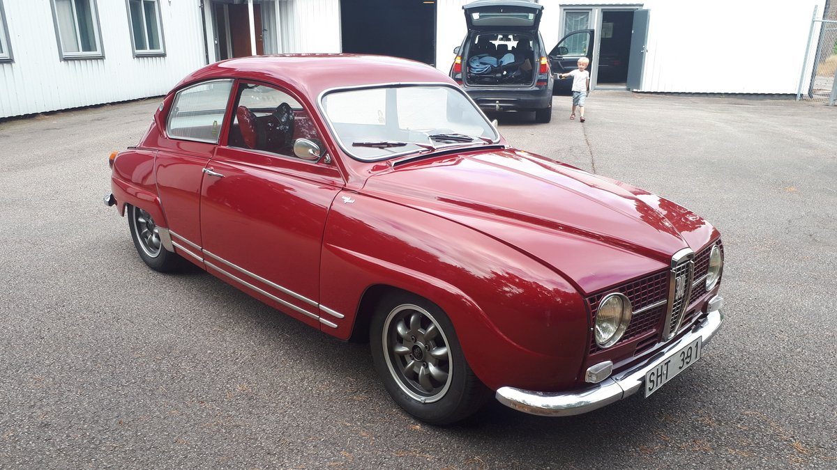 Saab 96 Sport 1965 For Sale (picture 2 of 6)