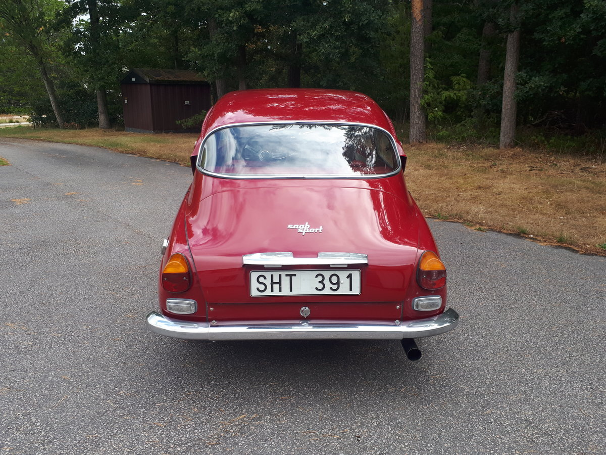 Saab 96 Sport 1965 For Sale (picture 3 of 6)