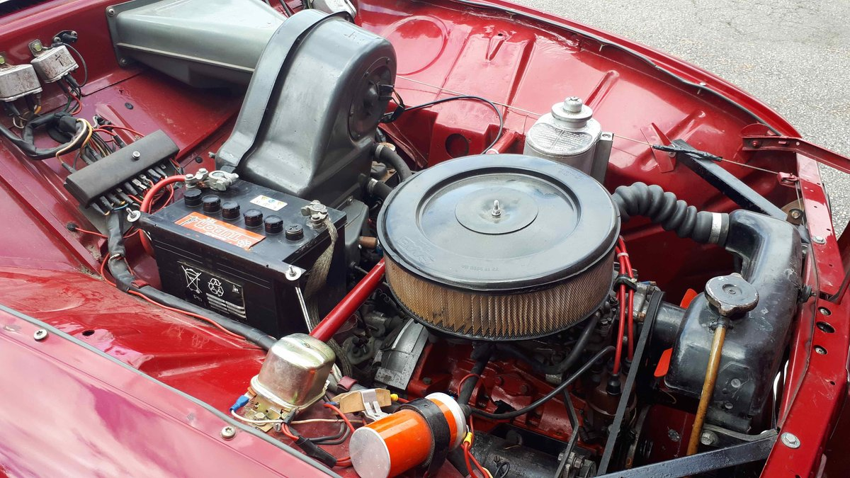 Saab 96 Sport 1965 For Sale (picture 6 of 6)
