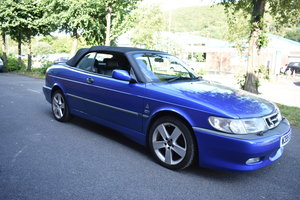 2000 Saab 93 Viggen 1 owner car For Sale