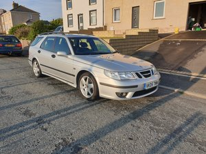 2005 Saab 9-5 2.0 Linear Sport, FSH, 44k For Sale