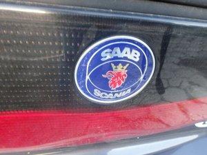 1997 Saab 9000 karoseria