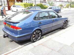 1999 Really mint clean saab 9-3 turbo b204 engine For Sale