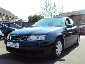 2005 Saab 9-3 Sport Saloon – 1.8cc Petrol – Only 51,000 Miles