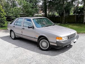 1990 Saab 9000 SE Mk1 2.0 Turbo Auto, VGC, Very Rare! For Sale