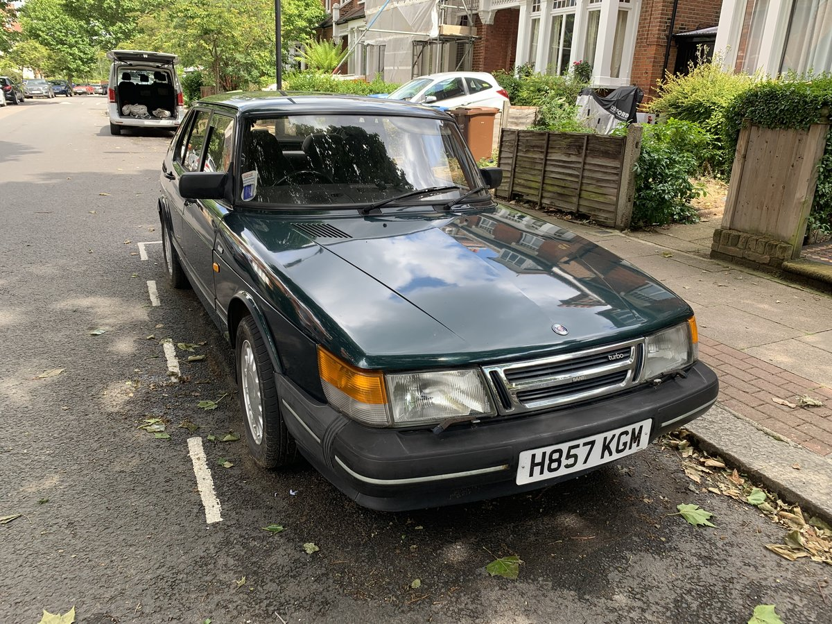 1990 SAAB 900 s lpt 5door 4K Just spent. For Sale (picture 1 of 6)