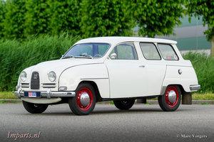 1964 Unique classic Saab 95 Bull-Nose , 2 stroke LHD