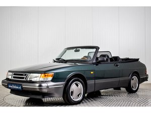 1993 Saab 900 Classic Convertible Turbo For Sale