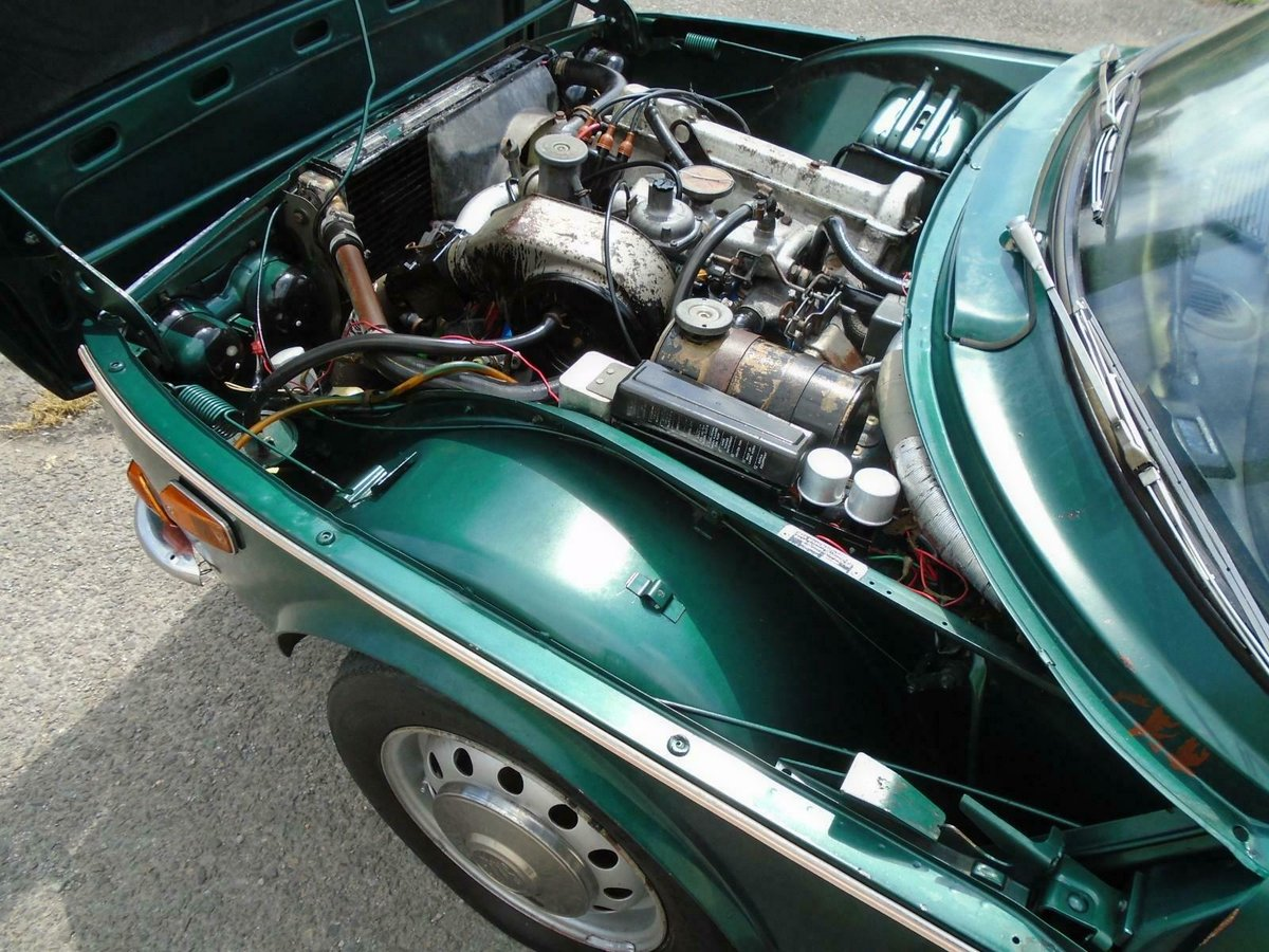 SAAB 99 1850 AUTOMATIC LHD 2DR(1971) MET GREEN 1 OWNER!  For Sale (picture 6 of 6)