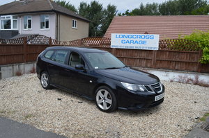 2010 SAAB 9-3 SPORTWAGON 1.9 TTID TURBO EDITION ESTATE FSH