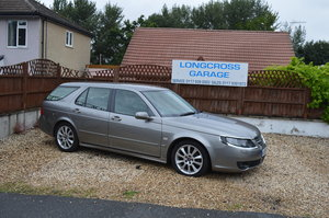 2006 SAAB 9-5 VECTOR SPORT TURBO AUTOMATIC ESTATE For Sale