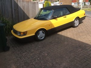 1991 Monte Carlo yellow For Sale