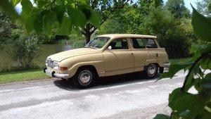 1972 SAAB 95 V4 STATION WAGON ~ USE & IMPROVE ~ DRIVES WELL For Sale