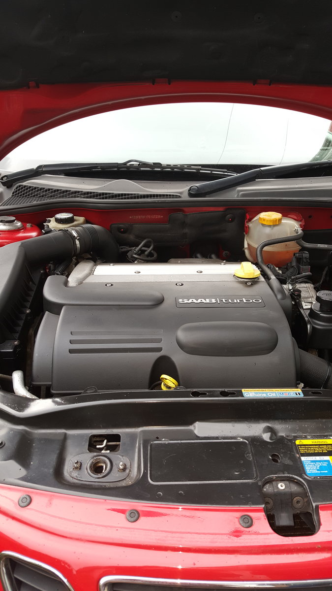 2007 SAAB 93 Linear Convertible 1.8 turbo auto  For Sale (picture 4 of 6)