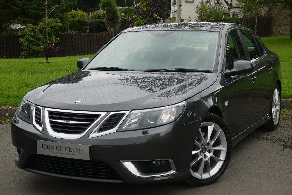 2010 SAAB 9-3 1.9 AERO TTID 180BHP **TRULY STUNNING** ONLY 55000  For Sale (picture 2 of 6)
