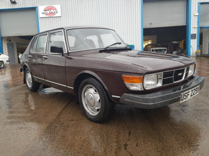 1980 Saab 99 GLS Auto - 24000 Miles For Sale