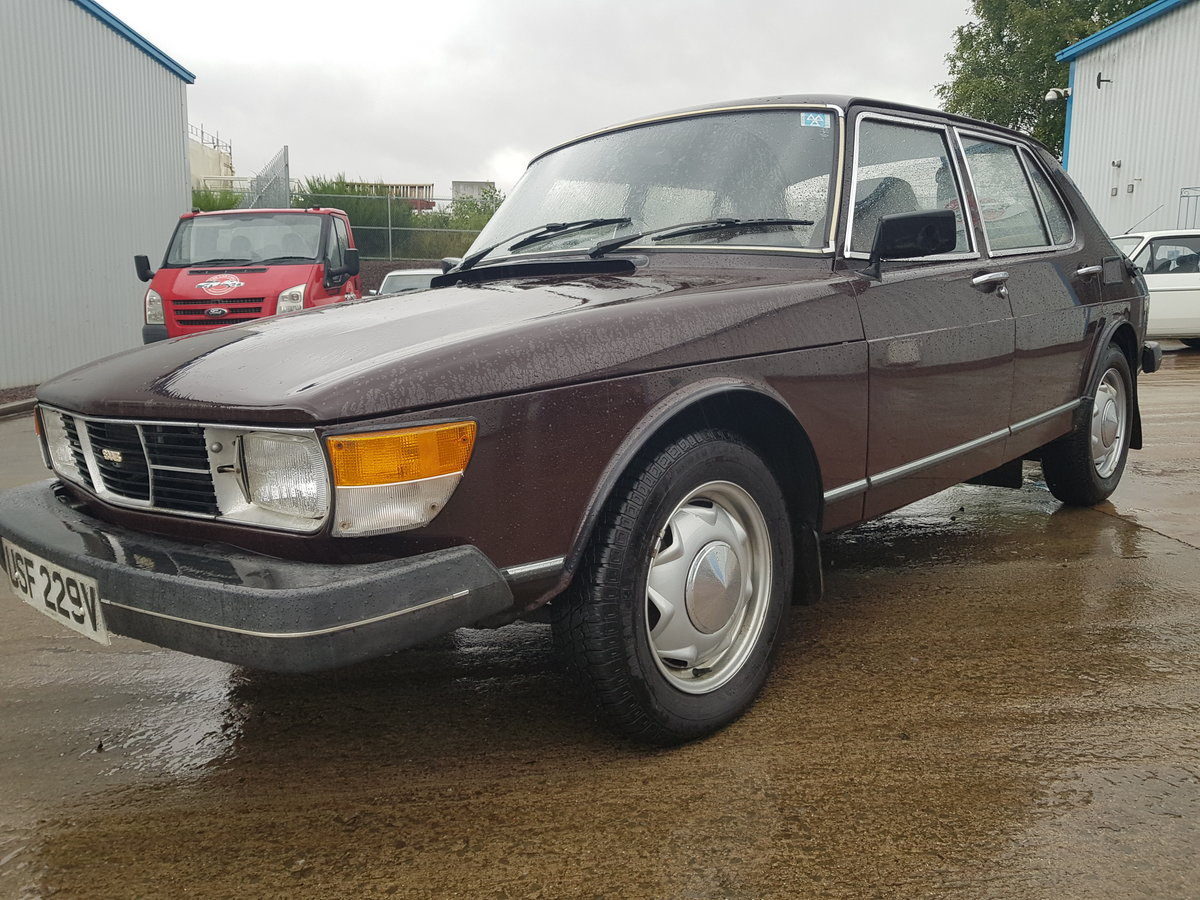 1980 Saab 99 GLS Auto - 24000 Miles For Sale (picture 2 of 6)