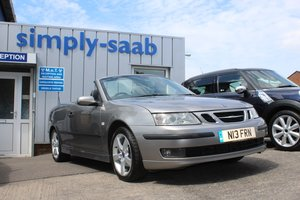 2006 Lovely Petrol 9-3 Vector Convertible SOLD