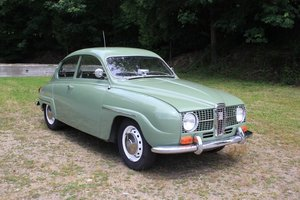 1967 Saab 96 - Lot 629 For Sale by Auction