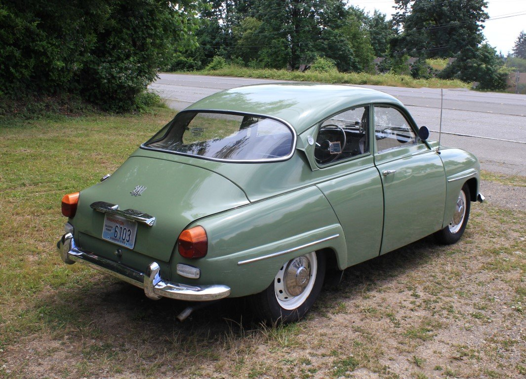 1967 Saab 96  For Sale (picture 3 of 6)