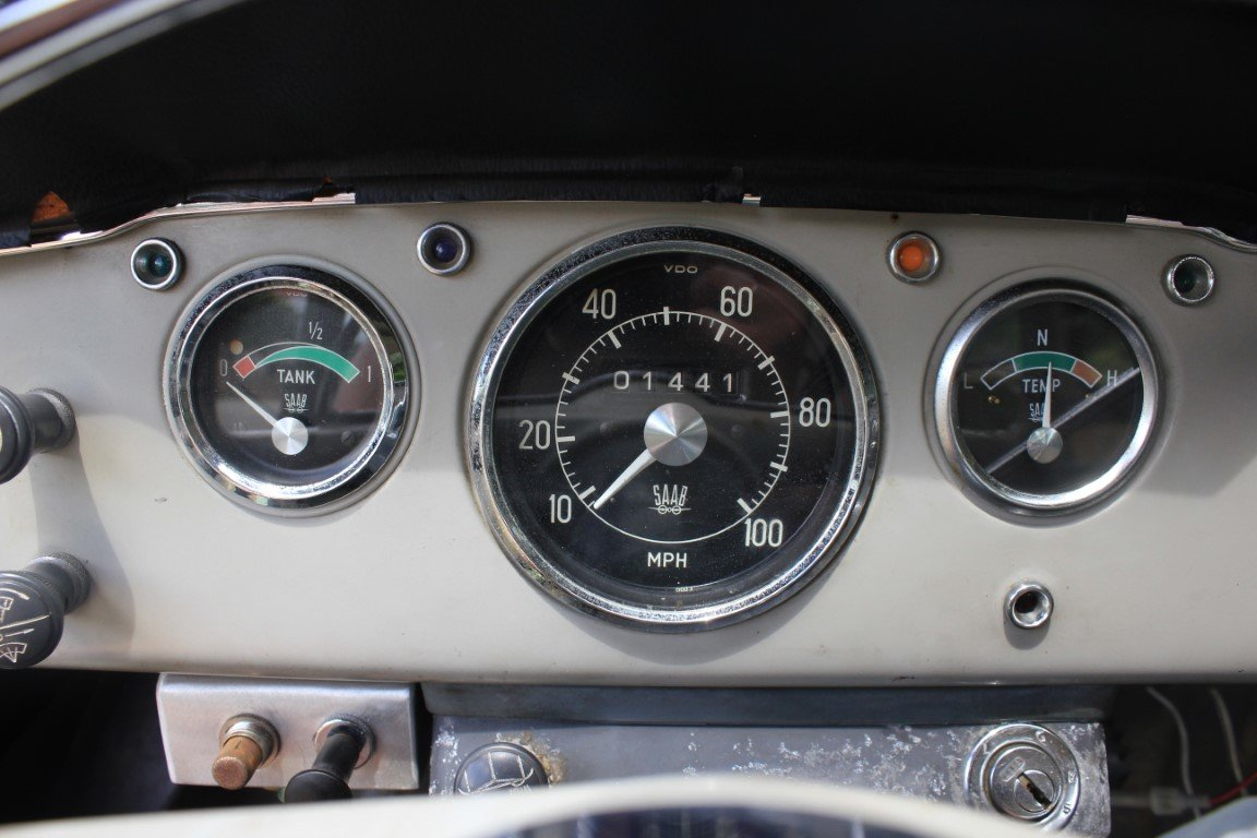 1967 Saab 96  For Sale (picture 4 of 6)