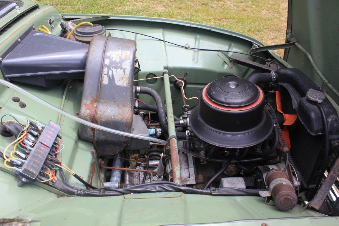 1967 Saab 96  For Sale (picture 5 of 6)