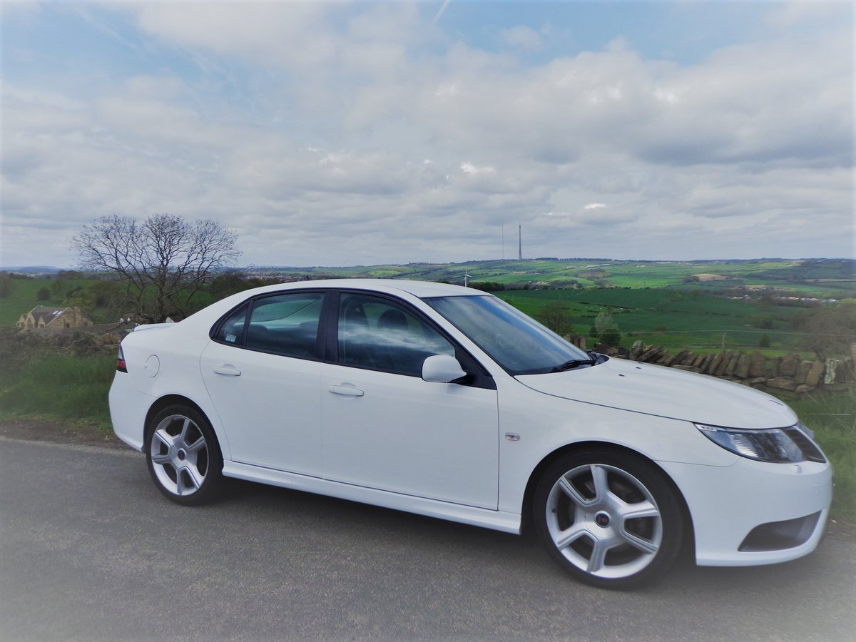 2010 Saab 9-3 Carlsson 2.8 V6 XWD 404bhp Immaculate  For Sale (picture 1 of 6)